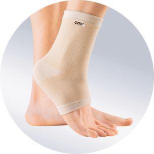 Бандаж на голеностопный сустав эластичный Orto BAN 301