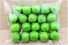 яблоки зелёные 2.5-3см