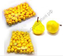 груши жёлтые 2/4см