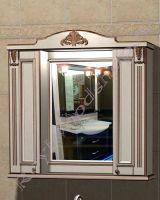 """Подвесной шкаф для ванной комнаты """"Руссильон PROVENCE-100 светлое дерево"""""""