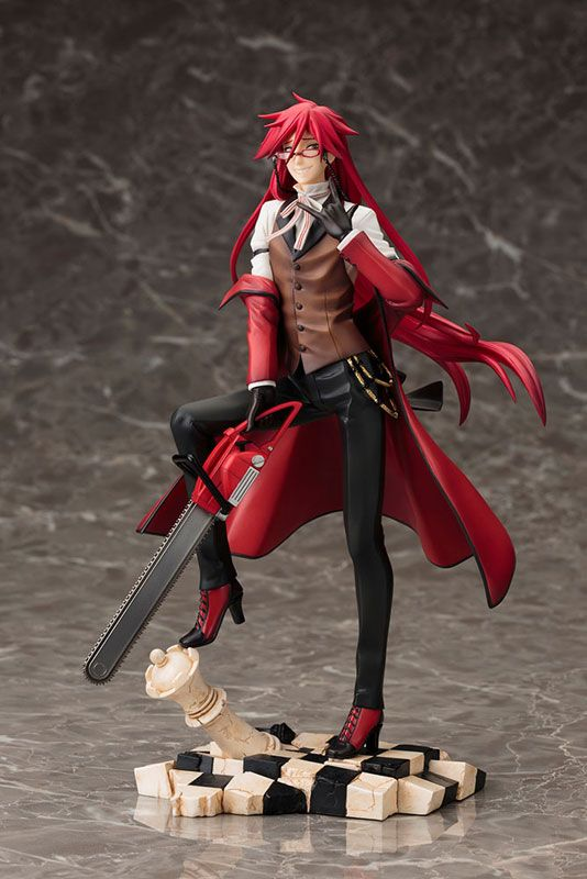 Фигурка Black Butler: Book of Circus: Grell Sutcliffe