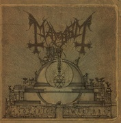 "MAYHEM ""Esoteric Warfare"" - 2014"