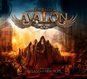 "TIMO TOLKKI'S AVALON ""The Land Of New Hope"" - 2013 [Digi CD/DVD]"