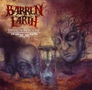 "BARREN EARTH ""THE DEVIL'S RESOLVE"" - 2012"