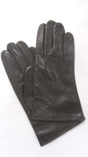 Перчатки демисезонные кожаные мужские HRAD 9135 mocca