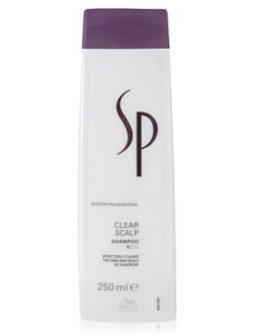 Wella SP Clear Scalp Шампунь против перхоти