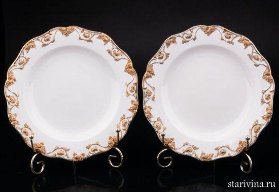 Изображение Две тарелки, Meissen, Германия, 2 пол. 20 в