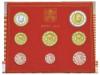 Официальный годовой набор евро Ватикан 2015 (8 монет) На заказ!