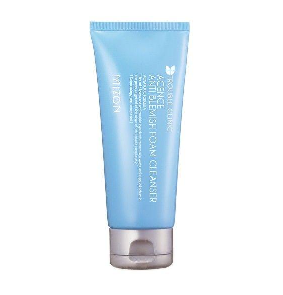 Пенка для проблемной кожи, 150 мл. - Mizon Acence anti blemish foam cleancer