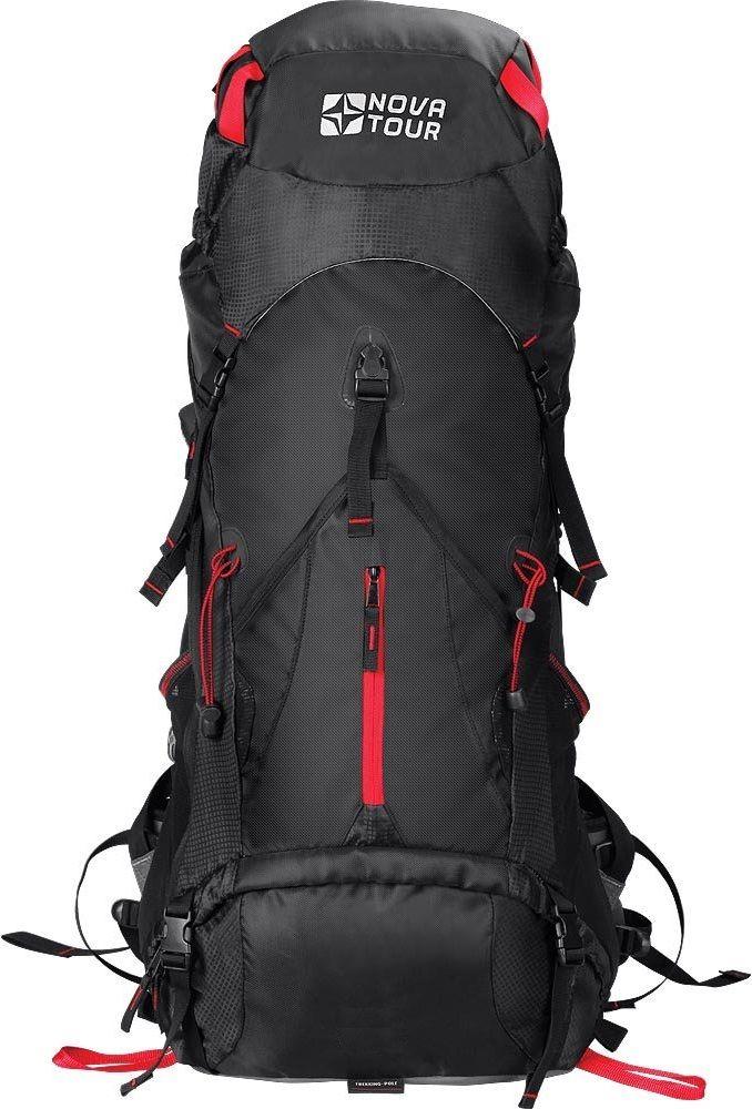 NOVA TOUR БЛЭК ХОЛ 60 универсальный рюкзак для трекинга