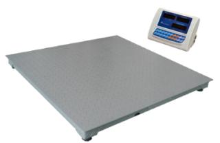 Весы товарные платформенные ВЭТ-1-П-1С