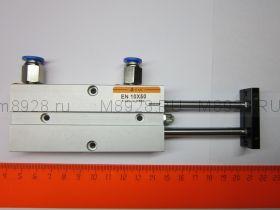 пневмоцилиндры двухштоковые серии EN-10х50