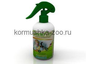 Greenfort БиоСпрей для кошек от блох и клещей 200 мл