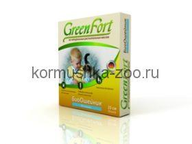 Greenfort БиоОшейник для кошек от блох и клещей