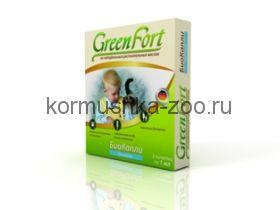 Greenfort БиоКапли для кошек от блох и клещей