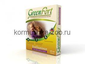 Greenfort БиоОшейник для собак от блох