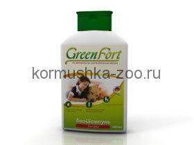 Greenfort БиоШампунь от блох для собак 400мл