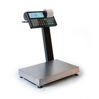 MK-RC11 весы-регистраторы настольные с печатью чека