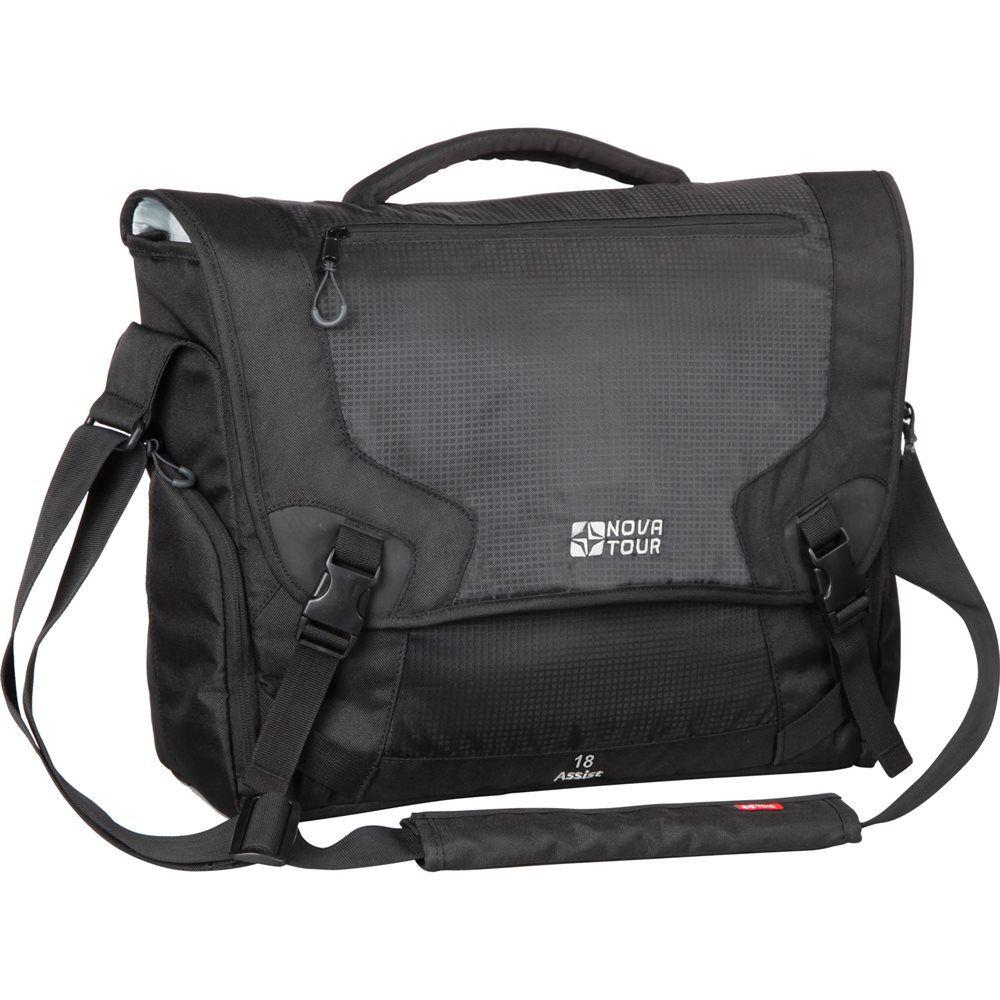 NOVA TOUR АССИСТ 18 наплечная деловая сумка