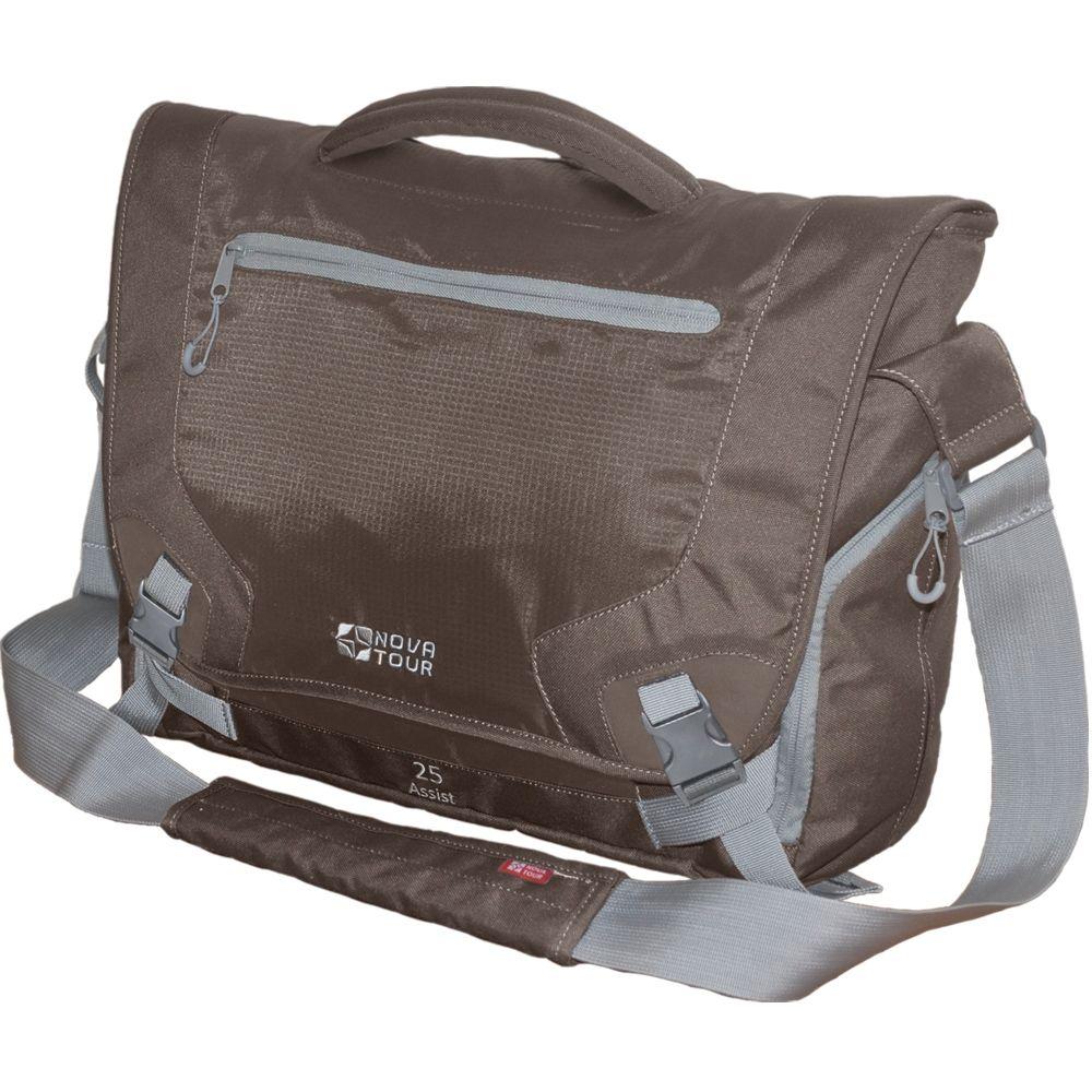 NOVA TOUR АССИСТ 25 наплечная деловая сумка