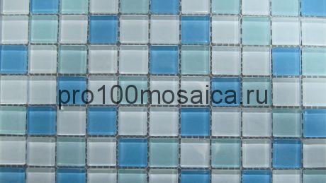 Frach Water. Мозаика для бассейнов и  внутр. помещ. серия CRISTAL,  размер, мм: 295*295