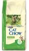 Cat Chow для кошек с кроликом и печенью