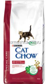 Cat Chow для здоровья мочевыводящей системы