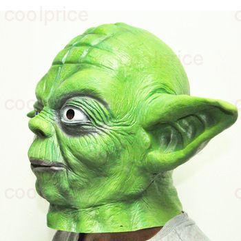 Маска Йода (Yoda) из Звёздных воин