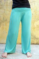 купить женские трикотажные спортивные штаны для занятий йогой. Домашняя одежда