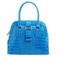 Синяя сумка Fiato