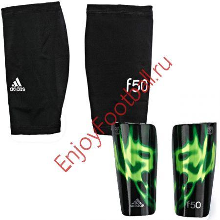 Футбольные щитки ADIDAS F50 PRO LITE