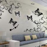 """Виниловые наклейки на стену """"Бабочки"""""""