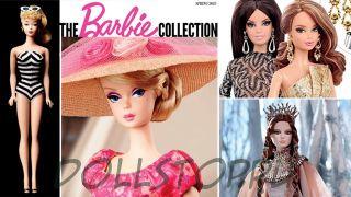 Каталог Барби Коллектор Весна  2015 - The Barbie Collection Spring 2015