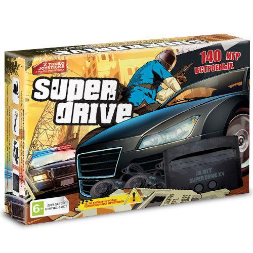 Sega Super Drive GTA V (140-in-1)