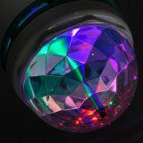 Вращающаяся светодиодная лампа для вечеринок