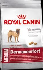 Royal Canin Medium Dermacomfort для собак средних (10 - 25 кг. ) размеров 10 кг.