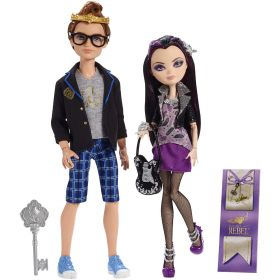 Игровой набор Рейвен Квин и Декстер Чарминг (Raven Queen&Dexter Charming), EVER AFTER HIGH