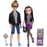 Игровой набор Рейвен Квин и Декстер Чарминг (Raven Queen&Dexter Charming), EVER AFTER HIGH