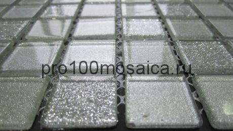 Shine Silver  Мозаика серия CRYSTAL, размер, мм: 300*300