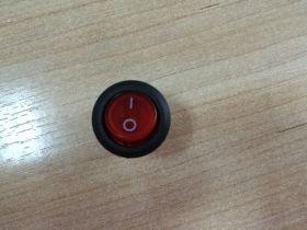 Кнопка круглая  6А