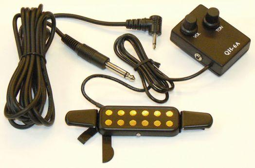 QH-6A Звукосниматель гитарный