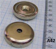 Магнитный крепеж А42
