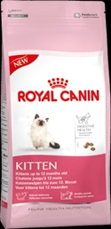 Royal Canin KITTEN для котят ( до 12 мес.)  10 кг.