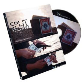Split Second by Nicholas Lawrence and SansMinds  - DVD