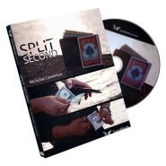 Split Second by Nicholas Lawrence and SansMinds  - DVD