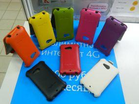 Чехол-книжка для HTC Desire 200