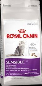 Royal Canin SENSIBLE 33 для кошек ( с 1 до 7 лет) 4 кг.