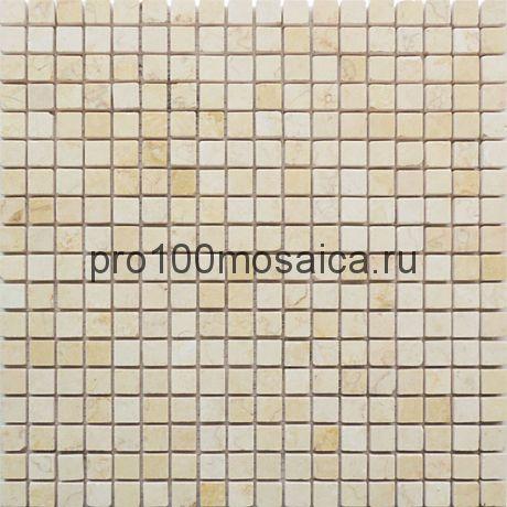 Botticino 15 x15 pol Мозаика серия Pietrine Stone, размер, мм: 305*305*7 (Caramelle)
