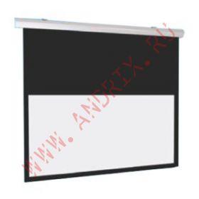 Экран с электроприводом Classic Solution Premier Phoenix-R 243х243 см (16:9) extra drop