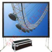 Экран натяжной сборно/разборный Classic Solution Premier Corvus 448х258 (16:9)